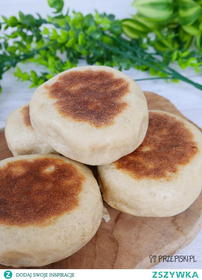 Faszerowane Chlebki z Patelni