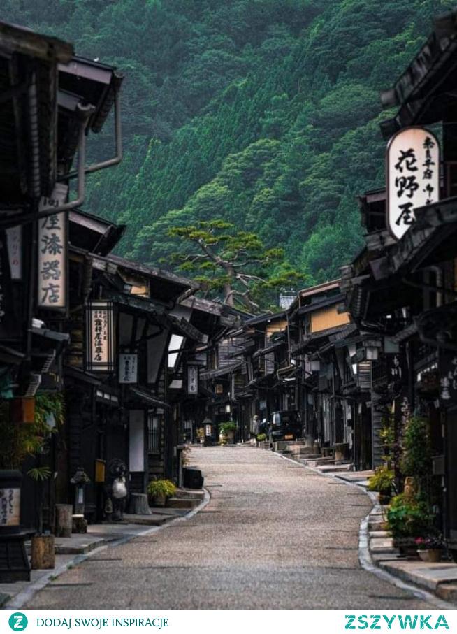 #Narai-juku #Japan
