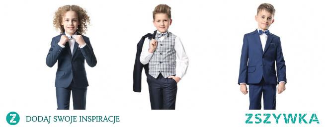 garnitury dla dzieci to idealny pomysł na stylizację na wesele i nie tylko! Gdzie ich szukać? W ofercie polskiej firmy Standar!