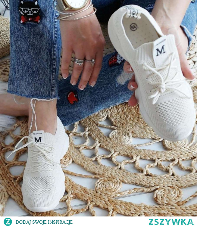 Sportowe buty damskie od Pantofelek24.pl