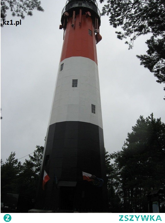 Opis latarni morskiej w Stilo niedaleko Łeby. Zobaczcie co ciekawego można na niej zobaczyć.