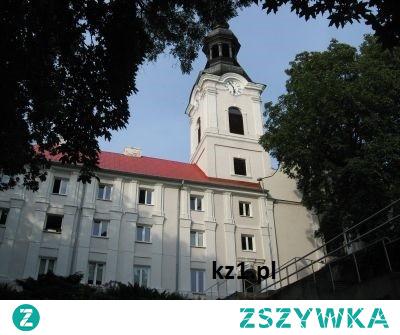 Obory - klasztor i sanktuarium ojców Karmelitów. Miejsce bardzo napełniające energią.