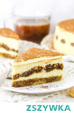 The Ultimate Tiramisu Cheesecake