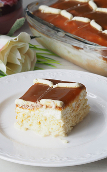 Ciasto Trileçe (Trzy mleka)...