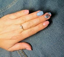 #nails#newnail#blue