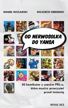 """Polecam """"Od Nerwosolka do Y..."""