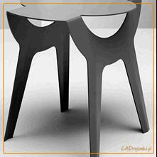 Stolik dla dwóch osób