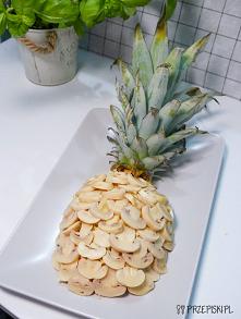 Sałatka oszukany ananas