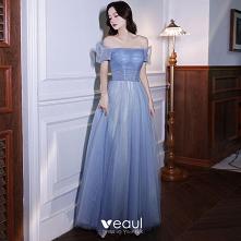 Piękne Błękitne Cekiny Suki...
