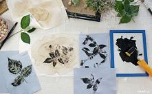Malowanie tkanin DIY