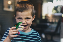 Higiena jamy ustnej u dziec...