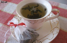 Zielona herbata cynamonowa ...