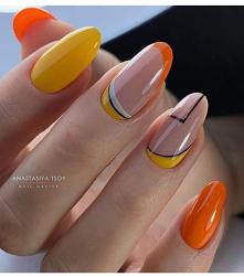 #jesień#pomarańcz#żółty