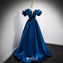 Moda Królewski Niebieski Sa...