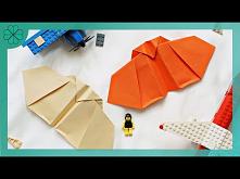 Jak zrobić Samolot z Papier...