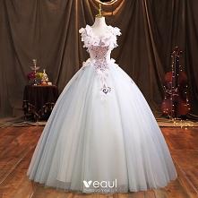 Moda Błękitne Sukienki Na B...