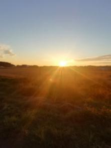 Jesień#zachód#słońca