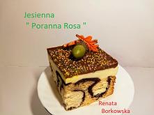 """Jesienna """"   Poranna  rosa """""""