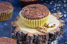 kakaowo-owsiane muffinki z ...