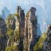 Rezerwat przyrody Wulingyuan, Chiny
