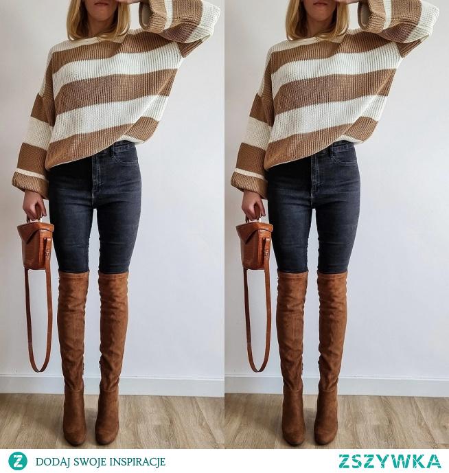 Sweter dostępny na Vinted: zalukaj123  #moda#fashion#zakupy#ootd#style
