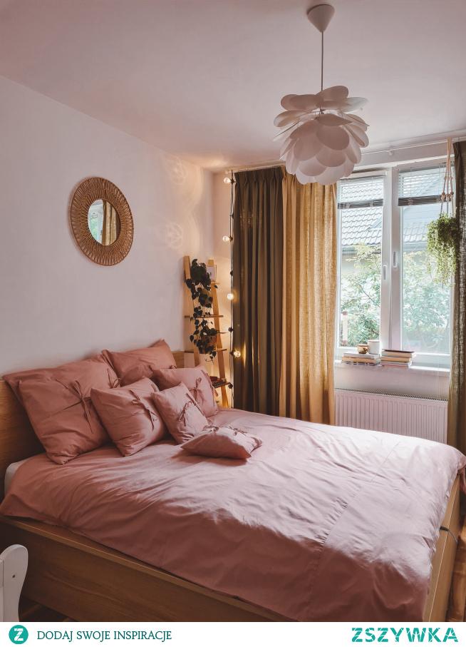 Pościel z troczkami w kolorze brudny róż :) To nowość w Nasze Domowe Pielesze -->> zajrzyj do nas po piękne dekoracje do domu