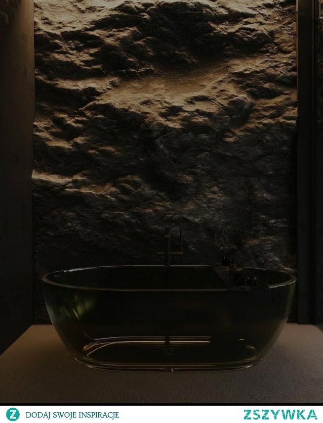 #wanna #łazienka #kamiennaściana #ściana