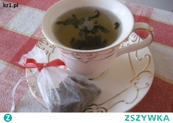 Zielona herbata cynamonowa - jak zrobić taką herbatę.