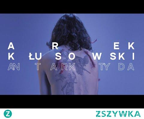 arek kłusowski- antarktyda