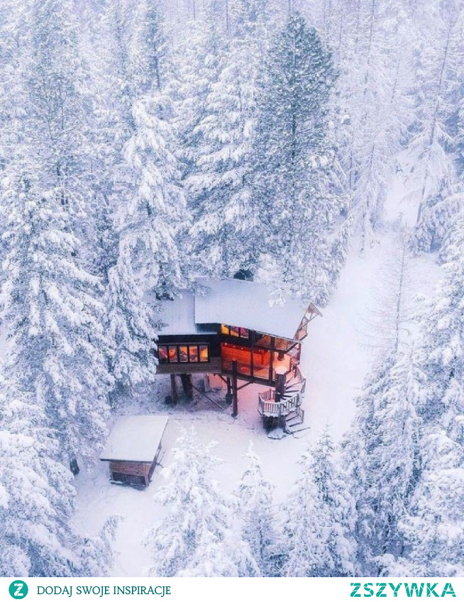 71 dni do świąt! Kto marzy o takim domku? ❄️❄️