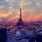Okładka Paryż <3