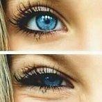 Okładka makijaż oczu :P