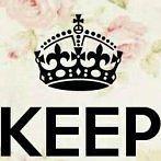 Okładka ♚ keep calm