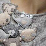 Okładka DIY - pomysły z ubraniami