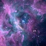 Okładka Cosmic space.
