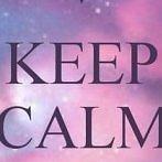 Okładka ♕ Keep calm and...
