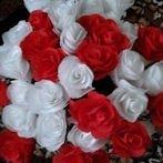 Okładka Kwiaty z bibuły