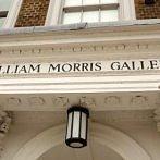 Okładka William Morris Gallery - Londyn