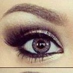Okładka Oczyska i make up *.*