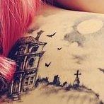Okładka Tatuaże ^.^