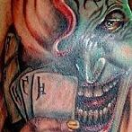 Okładka Tatuaże - różności
