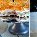 Okładka *** przepisy na ciasta ***