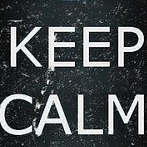 Okładka Keep calm and ...
