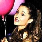 Okładka Ariana Grande