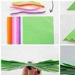 Okładka Origami - zajęcie na popołudnie