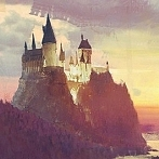 Okładka Let's go to Hogwart