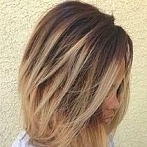 Okładka fryzurki