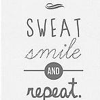 Okładka Fitness Quotes