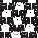 Okładka koty. są. wszędzie.