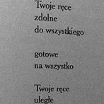 Okładka cytaty, wiersze i sentencje.